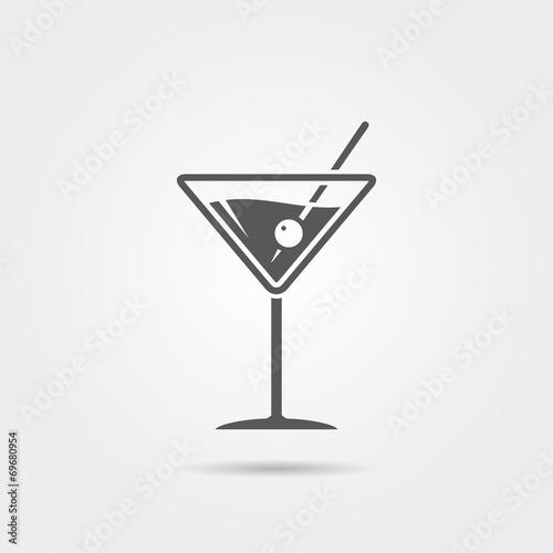 Fotografía  Martini Icon