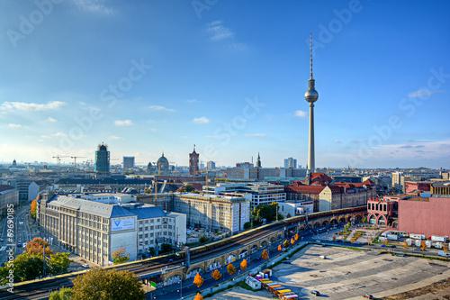 Keuken foto achterwand Berlijn Berlin Berlin