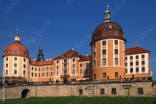 Fényképezés  Barockschloss Moritzburg