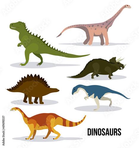 Photo  Dinosaur design