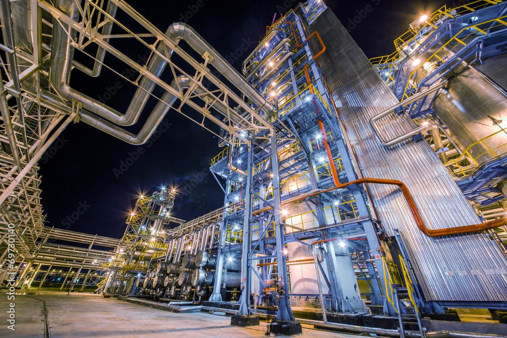 Fototapety, obrazy: refinery