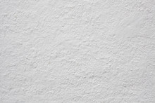 White Stucco Wall