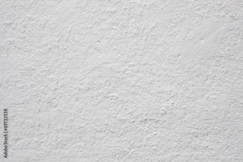 Fotobehang Wand white stucco wall