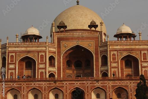Keuken foto achterwand Delhi Humayun's tomb, Delhi
