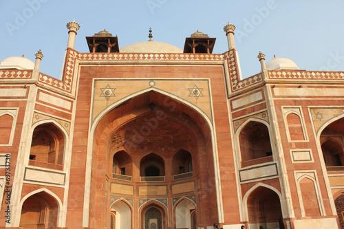 Printed kitchen splashbacks Delhi Humayun's tomb, Delhi