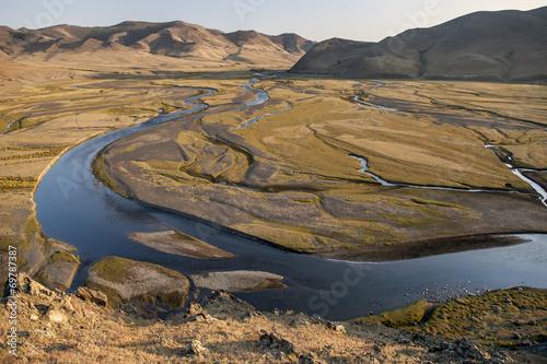 Valokuva  Fluss