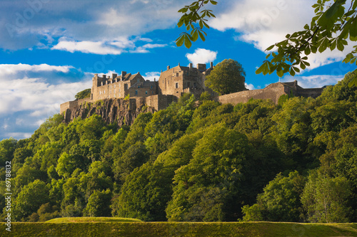 Foto op Plexiglas Kasteel stirling castle