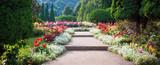 Fototapeta Natura - Flower Garden