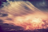 Scenic Sunset Storm