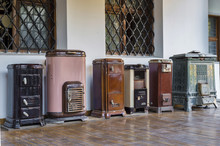 Old Stoves Collection