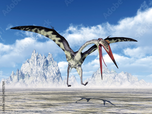 pterozaur-quetzalcoatlus