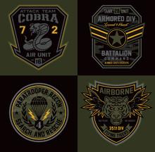 Special Unit Military Patch Em...