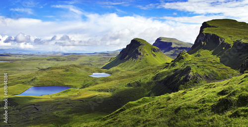 Keuken foto achterwand Noord Europa Schottische Landschaft