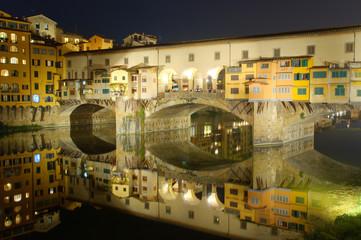 Fototapeta Toskania Firenze Ponte Vecchio