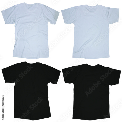 black and white t shirt template buy this stock photo and explore