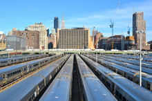 The West Side Train Yard For P...