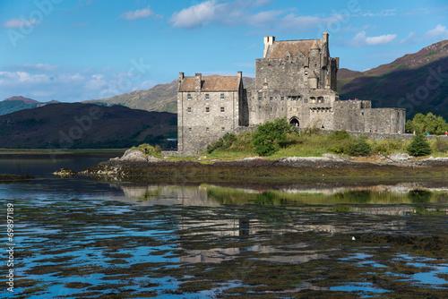 Foto op Plexiglas Historisch geb. Eilean Donan 3