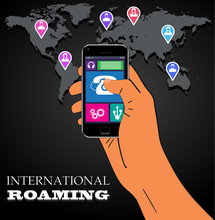 Mobile Phone International Roa...