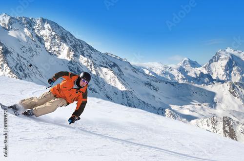 Fotografía  sports d'hiver
