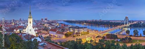 Staande foto Oost Europa Bratislava, Slovakia.