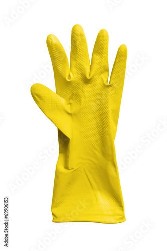 Fényképezés  Rubber glove