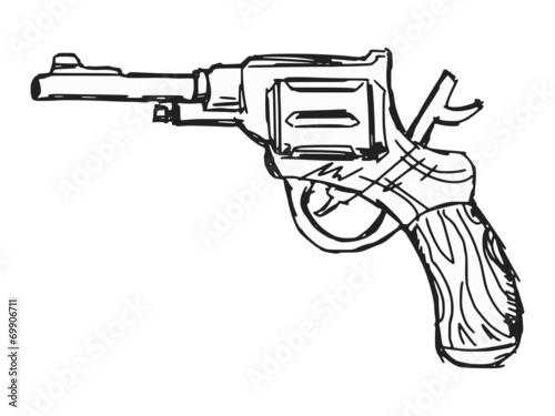 Valokuva  revolver