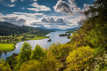 Queens View, Loch Tummel