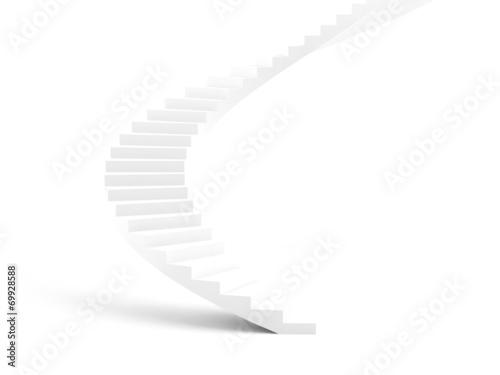 Valokuva  spiral staircase