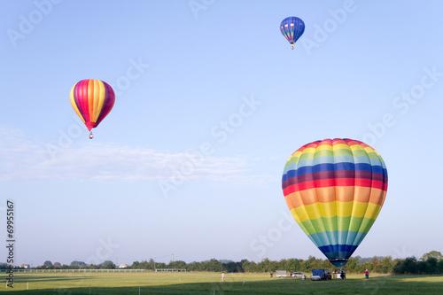 In de dag Ballon Montgolfiere #79