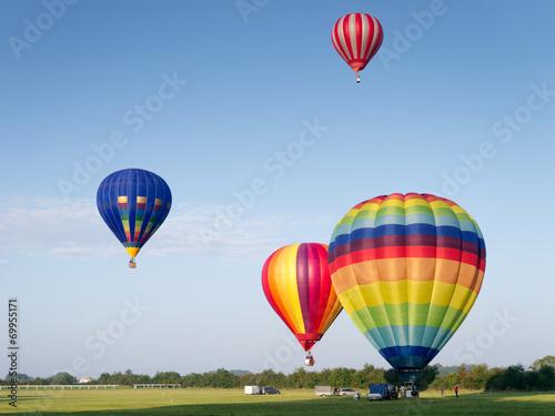 In de dag Ballon Montgolfiere #80