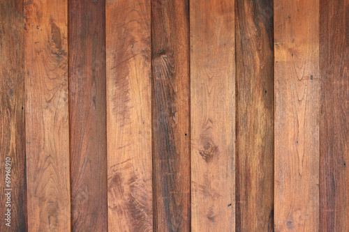 Papiers peints Bois brown wood plank background