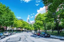 Beutiful View Of New York Skyl...