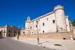 Ducal Castle of Torremaggiore. Puglia. Italy.