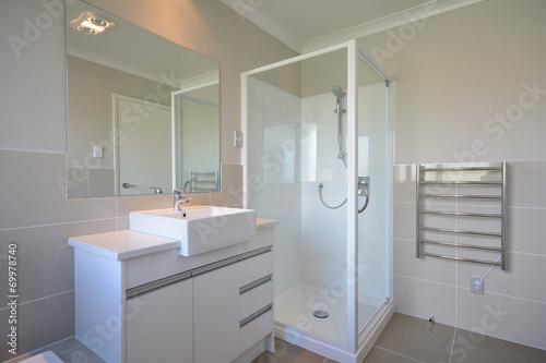 Valokuva  Modern bathroom
