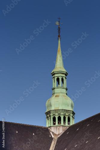 Church in Copenhagen, Denmark Poster