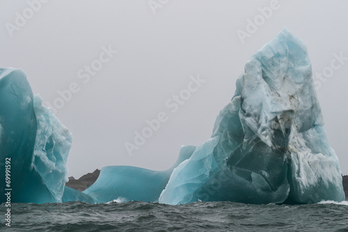 Fotografie, Obraz  Colorful Iceberg