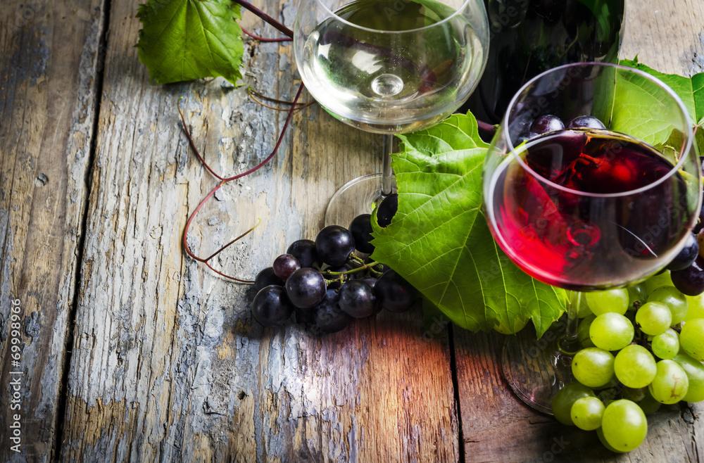 Fotografie, Obraz Wine