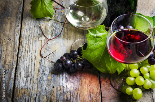 Canvas Print Wine