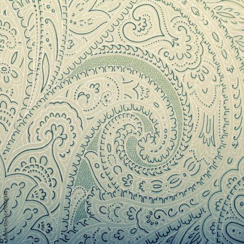 Keuken foto achterwand Retro Vintage wallpaper background with vignette victorian pattern