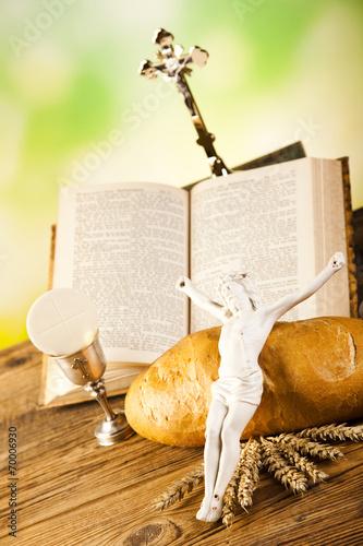 Fotografie, Obraz  Symbol christianity religion
