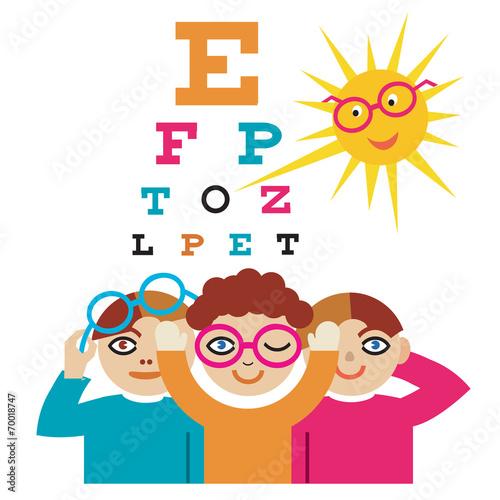 dzieci-u-okulisty