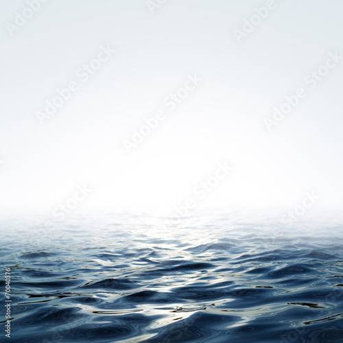 Foto op Plexiglas Zee / Oceaan blue sea