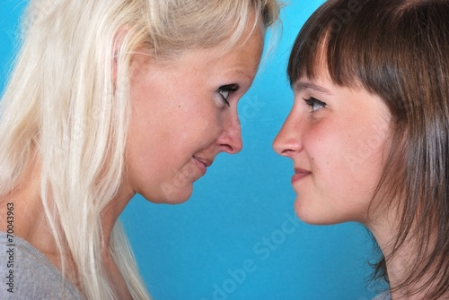 Complicity between mother and daughter a520f724ef7