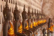 Lao, Vientiane - Wat Si Saket ...