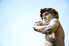 David Of Michelangelo, Florenc...