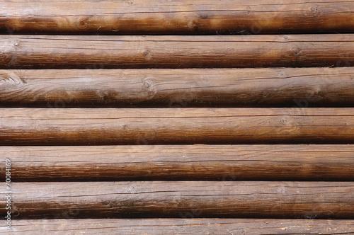 Texture de panneau de bois closeup Poster