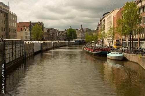 Photo  Flower Market in Amsterdam