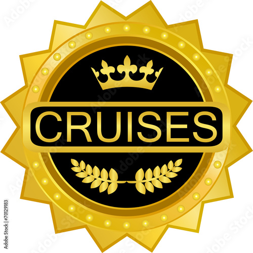 Photo  Cruises Gold Badge