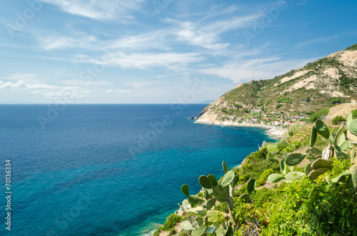 Fotografía  Island of Elba (Tuscany), landscape