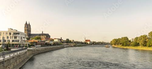 Magdeburg - DOM -  Elbpanorama © marcus_hofmann